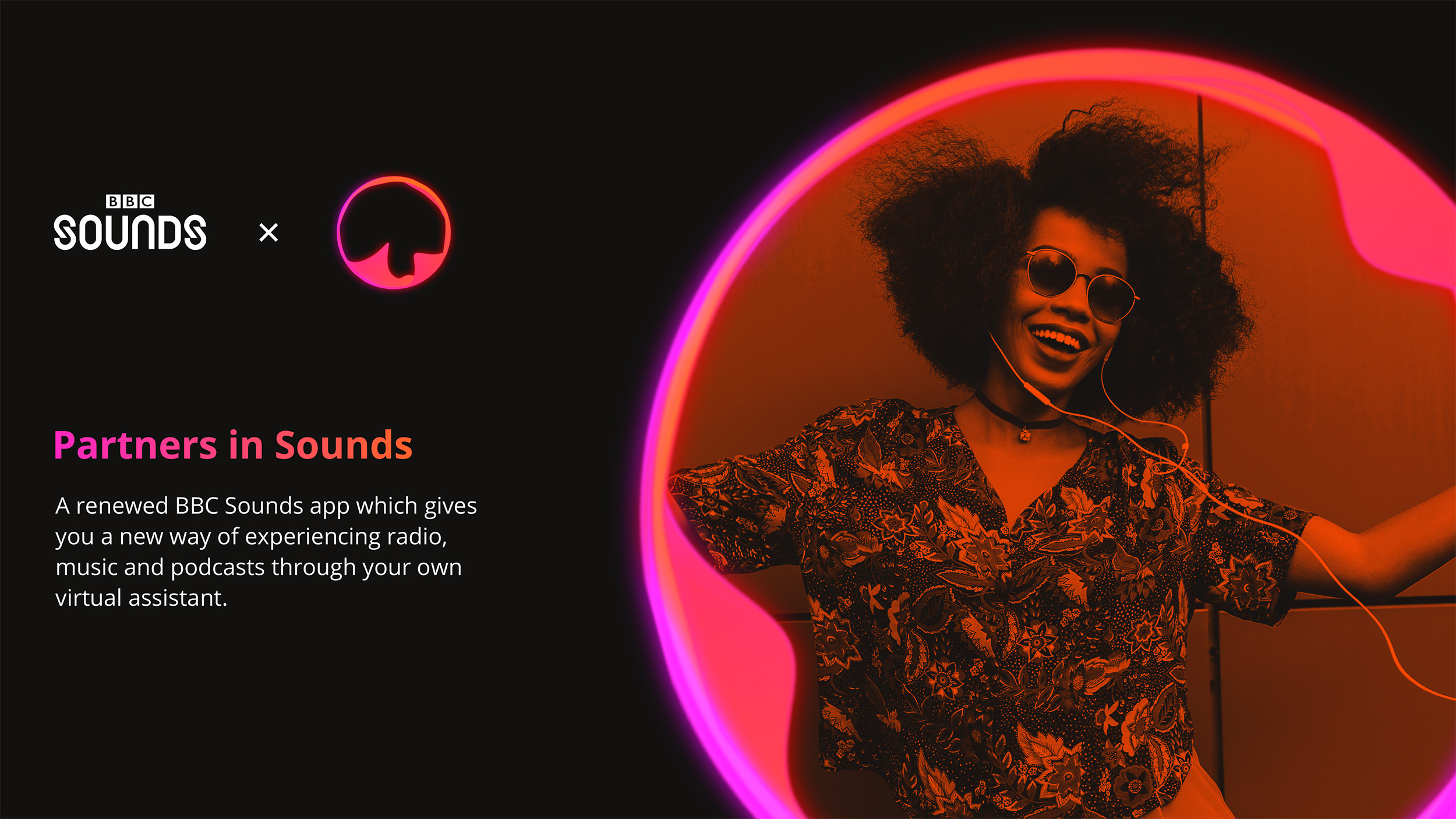 Partners in Sounds — BBC D&AD