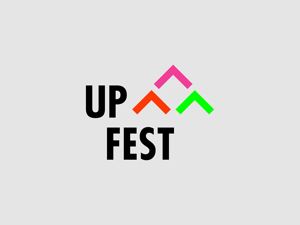 Up Fest logotype