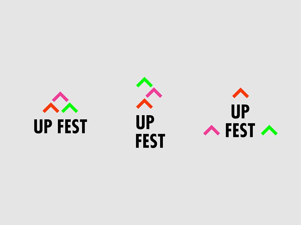 Up Fest variations